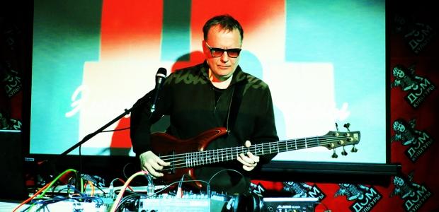Шумов представит альбом «Басустика»